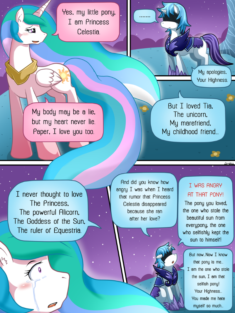 Chapter 8 : The Pony Who Stole The Sun