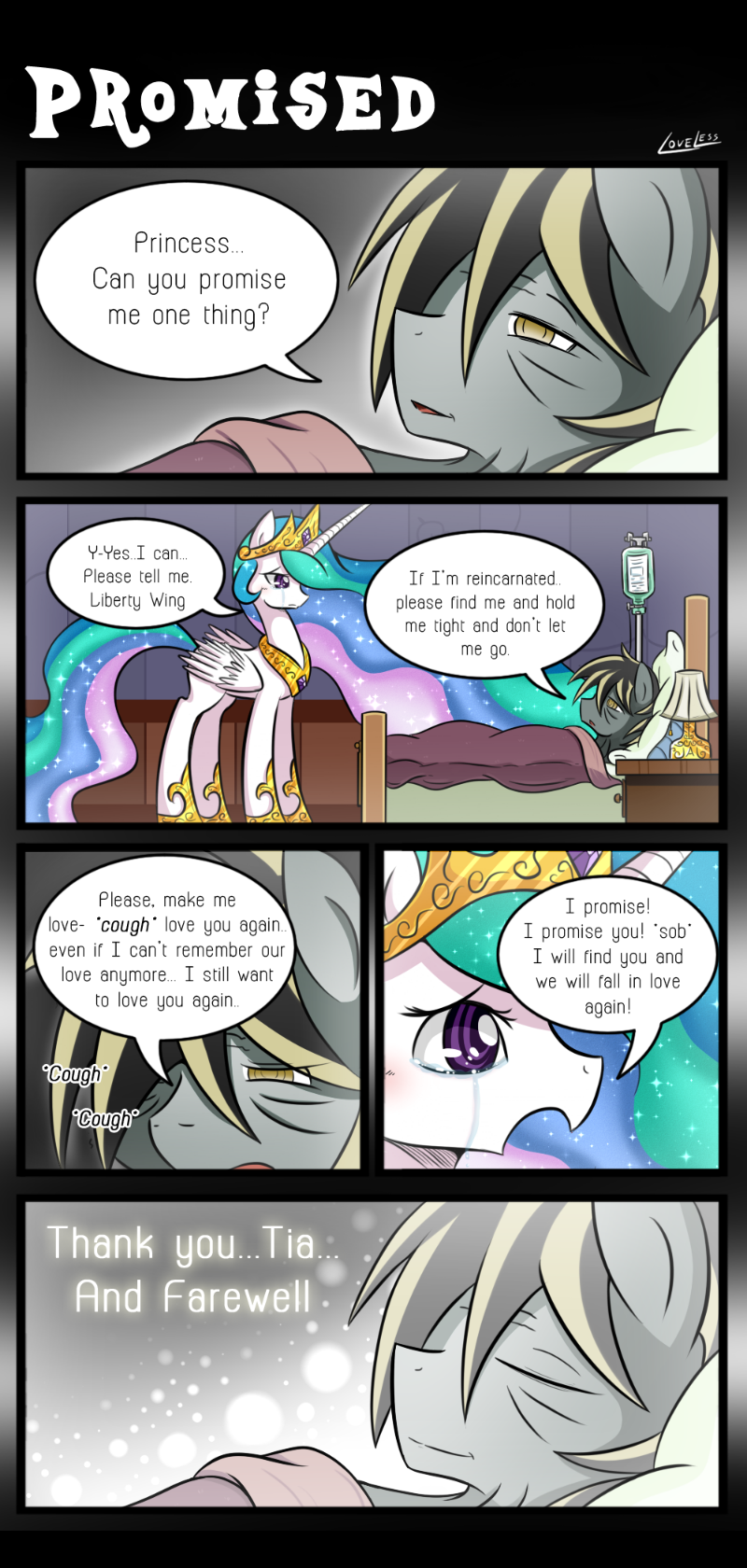 Chapter 28 : Promised [Past]