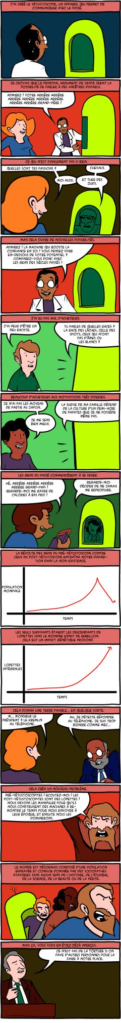 le vétustoscope