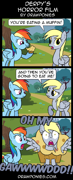 Derpy's Horror Film