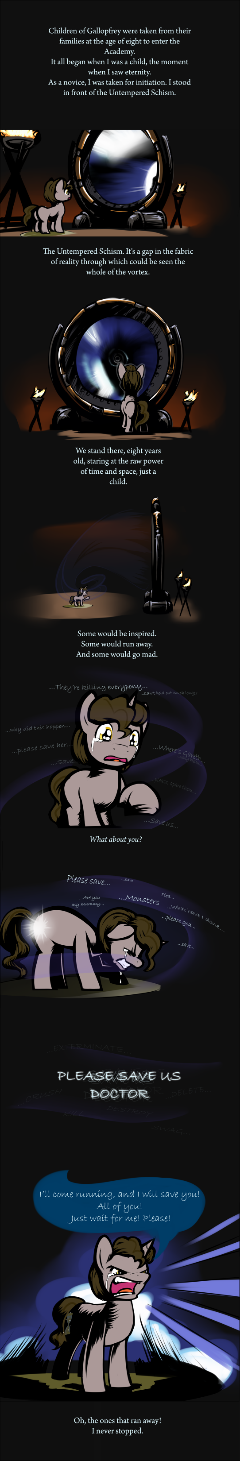 The One That Ran Away (Doctor Whooves)