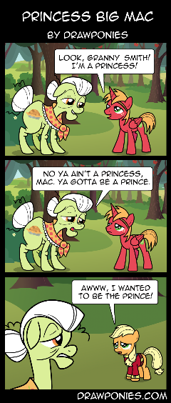 Princess Big Mac