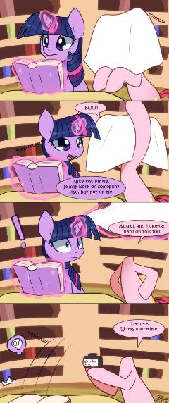 Headless Pinkie