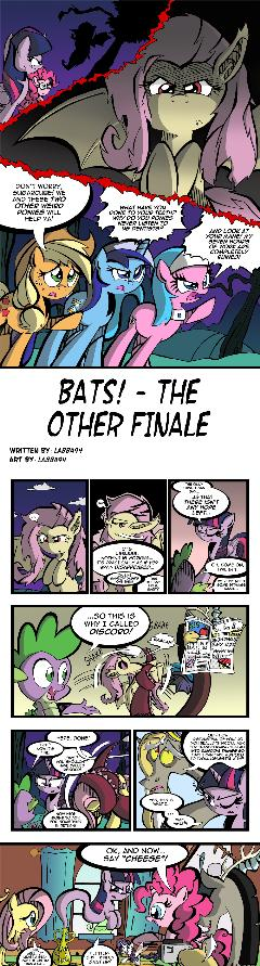 Bats! - The Other Finale