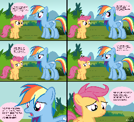 Scootaloo's Inability