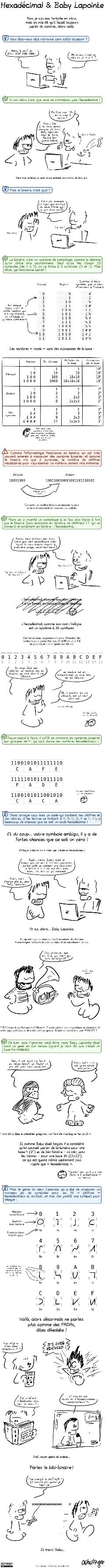Hexadécimal & Boby Lapointe