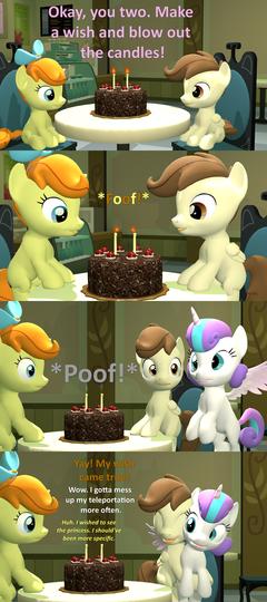 [SFM] Birthday surprises