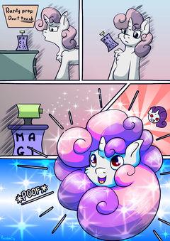 Magic spray