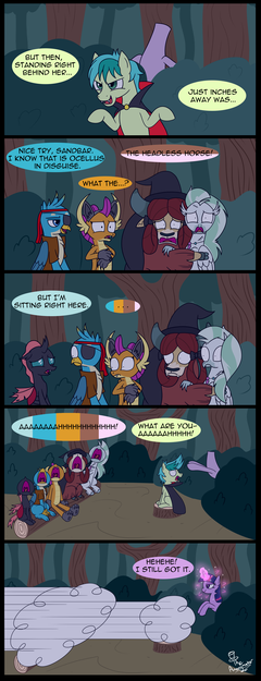 The Return of the Headless Horse (MLP Comic)