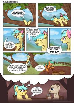 Comic - Adventurous