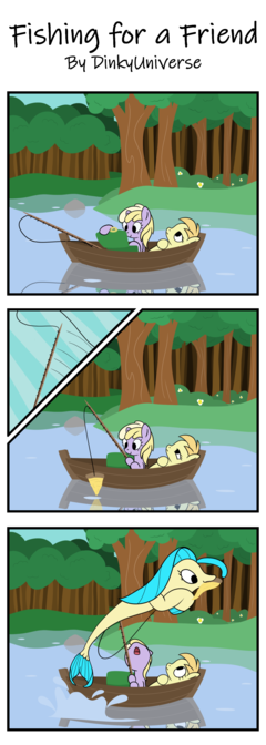 Fishing For a Friend