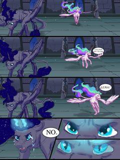 Luna's Fall