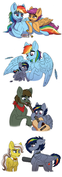 MLP NextGen: Jet and Dash