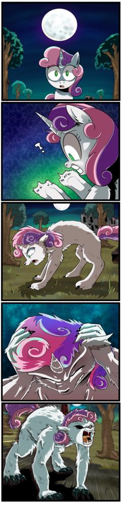 Patreon Reward: WolfBelle