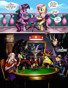 Patreon Reward: Poker Night