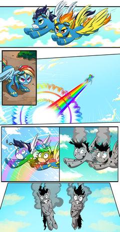 Patreon Reward: Sonic Rainburn