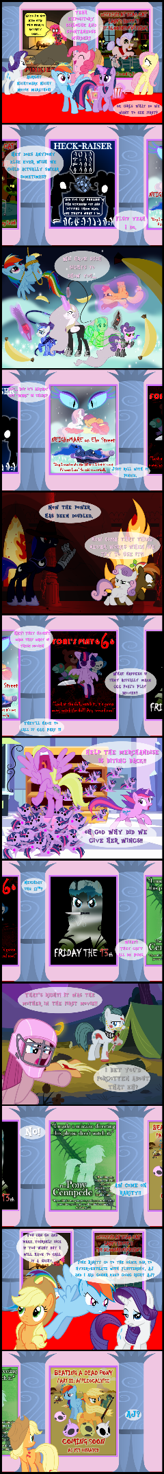 Nightmare Night Movie Madness