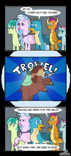 Trowel