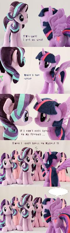 Comic- Starlight Glimmer and Twilight Sparkle