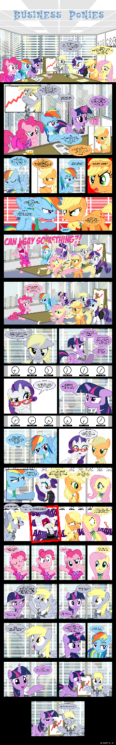 Business Ponies