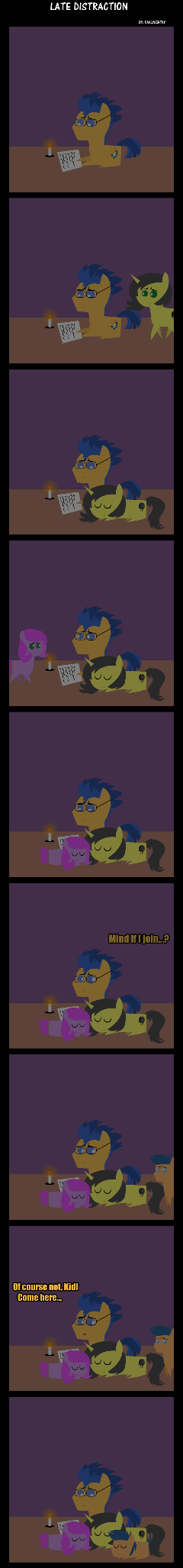 [MLP] Late Distraction