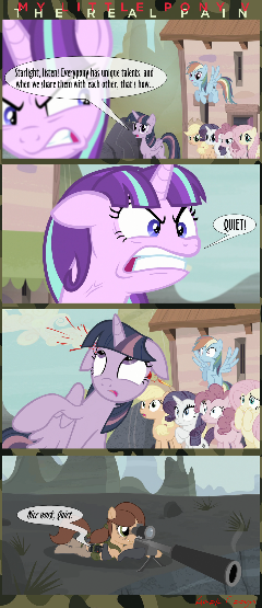 MLP V: The Real Pain