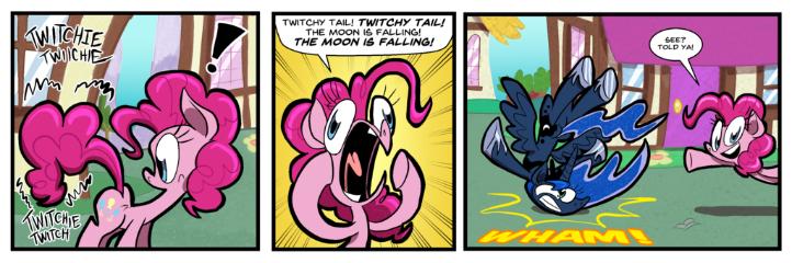 Fallen Moon