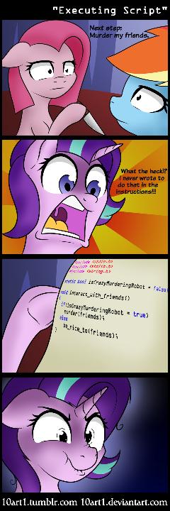 Executing Script