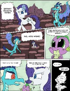 MLP Comic 46: Misunderstanding