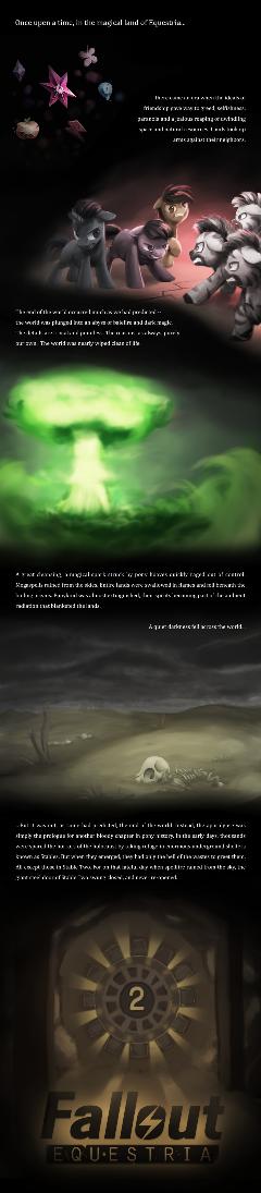 Fallout: Equestria - Intro