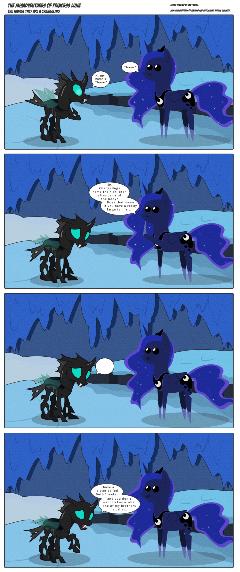 Luna's Misadventures: Changeling Names