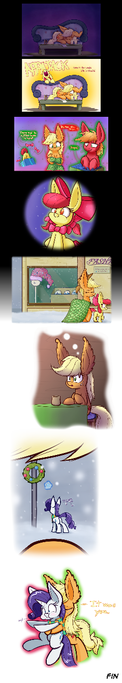 Daily Apple: Hearth's Warming Part 2