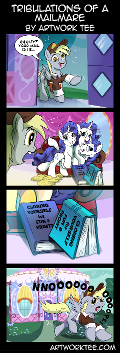 Tribulations of a Mailmare