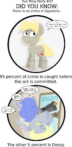 Fun Pony Facts #27