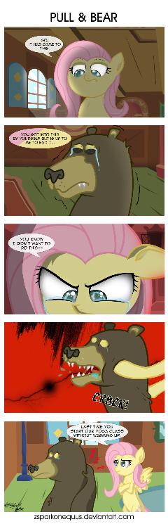 Comic 73: PULL N' BEAR