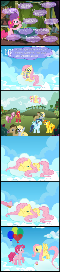 Madam Pinkie See's Your Future
