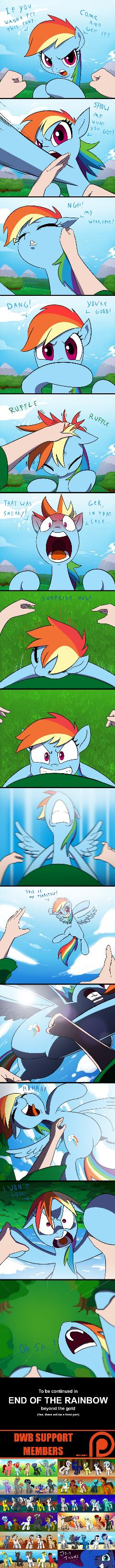 Rainbow Dash Simulator Part 2