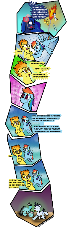 Hearts Set On Fire [MLP COMIC]