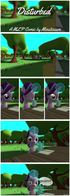 Disturbed (MLP Comic)