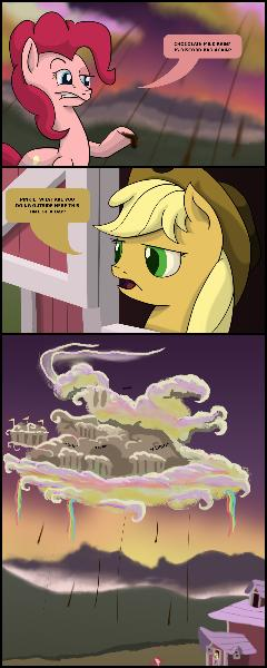 MLP Short: Chocolate rain