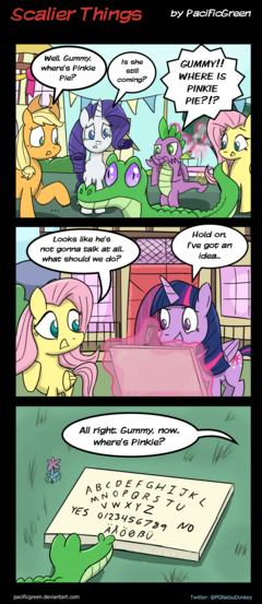 MLP: Scalier Things