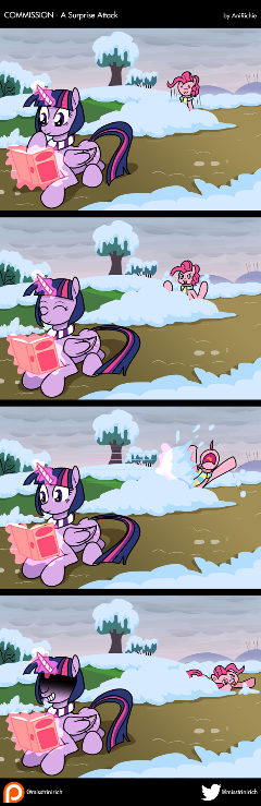 COM - A Surprise Attack (COMIC)