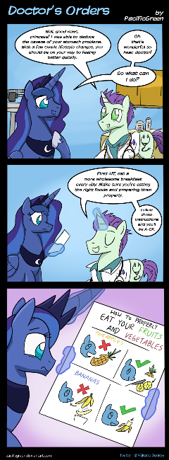MLP: Doctor's Orders