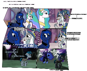 Centuries Old Fiendships [MLP COMIC]