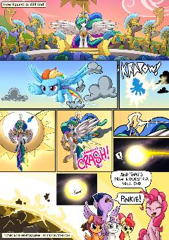 How Equestria will End