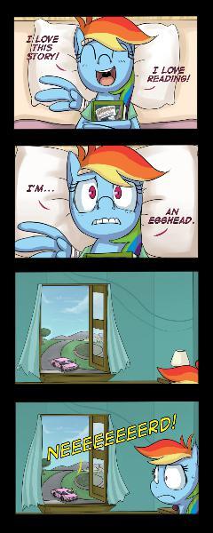 Rainbow NEEEEEERD