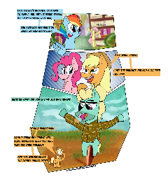 Unemployment Rates [MLP COMIC]