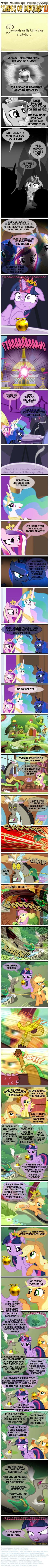 PONY SHORTS - ''THE APPLE OF DISCORD'' (2of3)