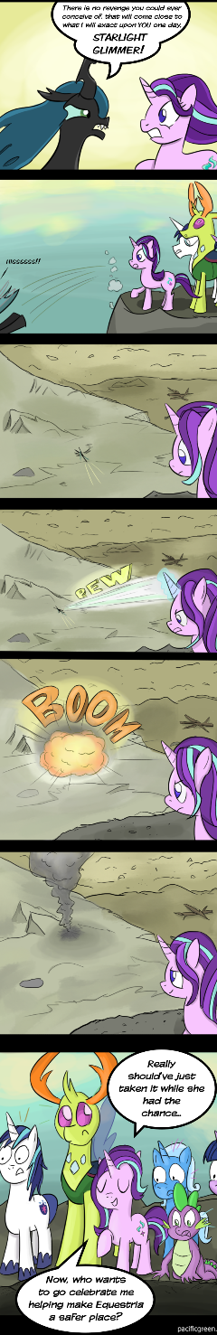 MLP: Season 6 Finale Alternate Ending