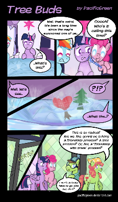 Tree Buds: 12: Yet Another Summoning
